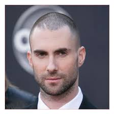 men haircuts thick hair also adam levine shaved head u2013 all in men