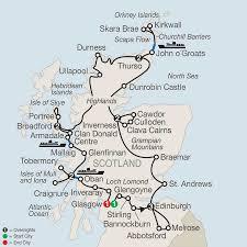 Stirling Scotland Map Map Scottish Highlands U0026 Islands 2017