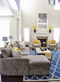 Blue Living Room Ideas Sita Montgomery Interiors Client Project Reveal The Summerwood