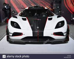 car koenigsegg one 1 manhattan new york usa 23rd mar 2016 the koenigsegg one 1