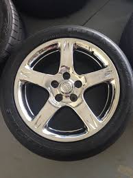 lexus chrome fs lexus gs430 oem chrome wheels