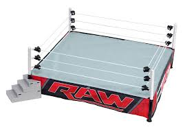 Wrestling Ring Bed by Wwe Real Scale Ring Amazon In Toys U0026 Games