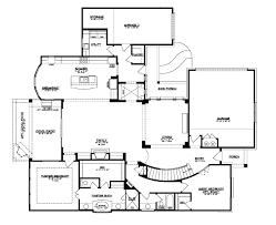 bulverde floor plan house texas hill country distinctive plans