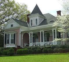 my blue cottage april in washington ga u0026 old houses