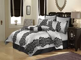 black and silver bedroom ideas stylish corner workdesk office