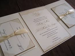 tri fold wedding invitations tri fold wedding invitations dhavalthakur