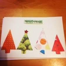 glittered pink handmade christmas cards sparkle christmas