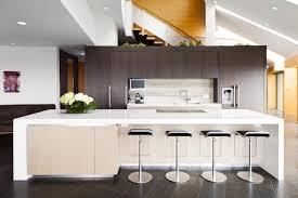 Kitchen Stone Backsplash by Modern Kitchen Stone Backsplash With Modern Kitchen Cabinets