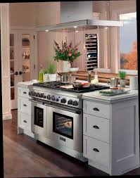 range in kitchen island articles with gas range in island venting tag range in island design
