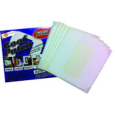 Smooth Wall Stepsaver 6 In X 6 In Self Adhesive Goof Patch Smooth Mis Cut