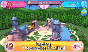 winx club winx fairy android apps google play