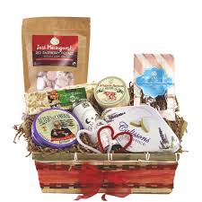 discovery gift basket