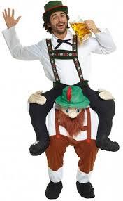 Piggyback Halloween Costume Crazy Costumes La Casa Los Trucos 305 858 5029 Miami