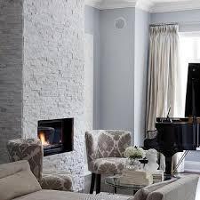 fireplace ideas with stone white stone fireplaces design ideas
