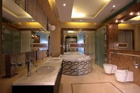 Ideas For Bathroom Lighting Latest Tips For False Ceiling Designs With Led Lights For Bathroom