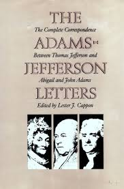 adams jefferson letters by lester j cappon