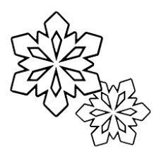 20 snowflake coloring pages