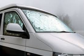 Camper Van Blinds Thermal Thermal Screen Silver Available For A Range Of