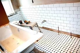 vintage small bathroom ideas vintage bathroom floor tile bathrooms design brown tile bathroom