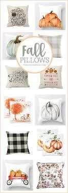 Fall Pillows Fall Home Decor The 36th AVENUE