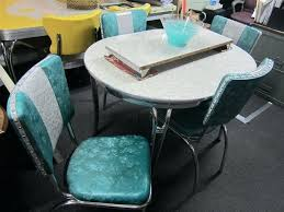 1950s chrome kitchen table and chairs 1950s retro kitchen table and chairs image of kitchen table set
