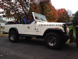scrambler jeep your prefered cj8 tire size poll archive jeep cj 8 scrambler