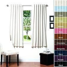 White Darkening Curtains Curtains Bedroom Blackout Blackout Signature White Blackout