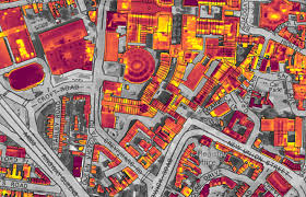 Net Use Map Drive Mapping Energy Wastage In Britain U0027s Cities Geospatial World