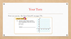 systems of equations and inequalities ppt video online download