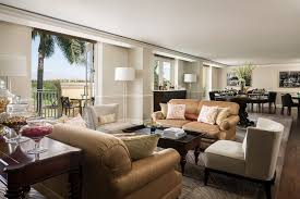 Livingroom Club Club Suite In Naples The Ritz Carlton Golf Resort Naples