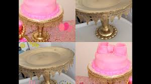 diy wedding cake stand diy dollar tree wedding cake stand