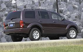 2004 2009 dodge durango pre owned truck trend
