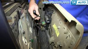 Ford Fusion Interior Door Handle Replacement How To Install Replace Front Inside Door Handle 2004 08 Ford F150