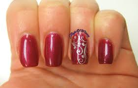gel nails flight of whimsy