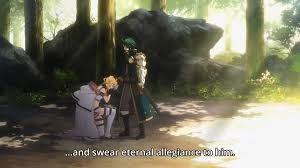 If Her Flag Breaks Episode 1 Record Of Grancrest War Ep 1 Where U0027s The Excitement U2013 Moe