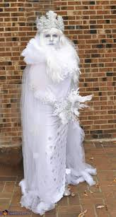 Queen Halloween Costume Bride Frankenstorm Snow Queen Halloween Costume