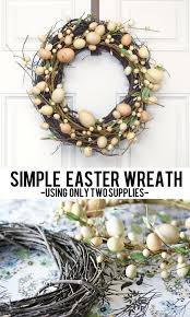 Easter Decorations Big Lots by Best 25 Easter Wreaths Ideas On Pinterest Easter Ideas Spring