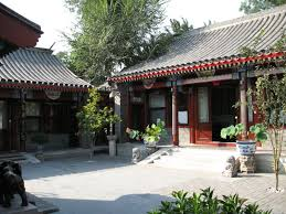 courtyard home courtyard housing socialist market economy china