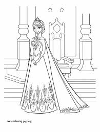 image anna queen elsa coloring pages coloring pages queen elsa