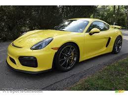 porsche cayman yellow 2016 porsche cayman gt4 in racing yellow photo 18 191805