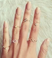 ring finger rings images Best 25 mid finger rings ideas mid rings simple rings jpg