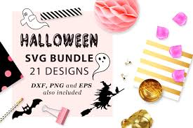 free halloween svg halloween and fall svg bundle dxf png e design bundles