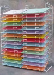 12x12 scrapbook new 30 slot scrapbook paper wire display rack 12 x 12