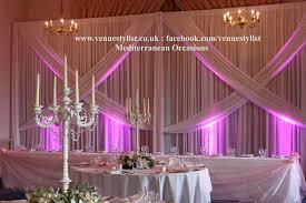 wedding backdrop birmingham wedding backdrop criss cross drape table set ups