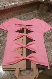how to make a bow back shirt diy ideas fashion diva design and