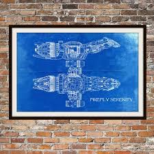 firefly serenity blueprint art of firefly class technical