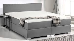 beliani spring bed upholstered bed super king size