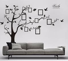 wall designs wall decals personalised family tree wall