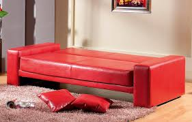 Cheap Red Leather Sofas by Decorate With Red Leather Couch Perryred Leather Sofa In Every