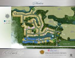 Map Of St Augustine Florida by Madeira Dream Finders Homes